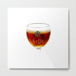 Beer from Belgium Metal Print