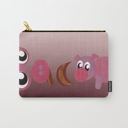 time for the bacon  Carry-All Pouch