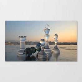 chess 1 Canvas Print