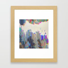 Meditation 03 Framed Art Print