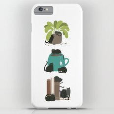 CATS + THINGS iPhone 6 Plus Slim Case