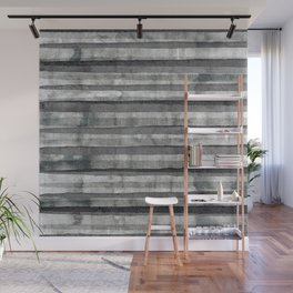 Birch Dust Leather Wall Mural