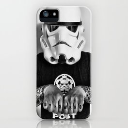 Knuckle Up iPhone Case