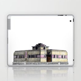GALLERY SQUARE CHALET Laptop & iPad Skin