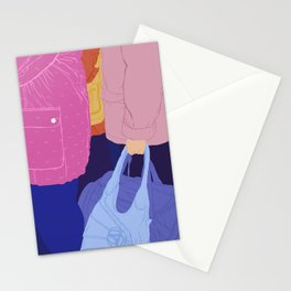 bus life 3 Stationery Cards