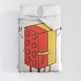 I'll Never Le Go Comforters