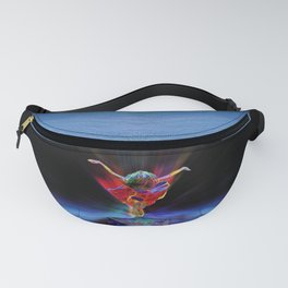 RESIST WITH LOVE Fanny Pack