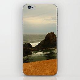 Otter Rock Beach iPhone Skin