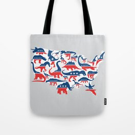 Battleground Tote Bag