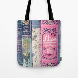 A Perfect Library photo Tote Bag