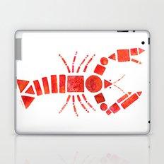 Geometric Lobster Laptop & iPad Skin