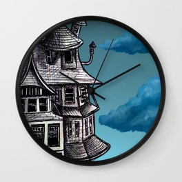 A person who spends all of her time sleeping could never understand Wall Clock