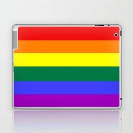 Gay pride flag Laptop & iPad Skin