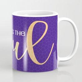 Yoga Soul, Yoga Healing Coffee Mug