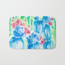 Nama-stay the Night Cactus Bath Mat
