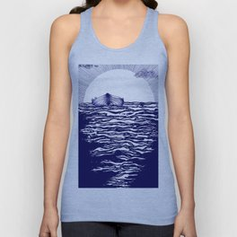 Blue Waters Unisex Tank Top