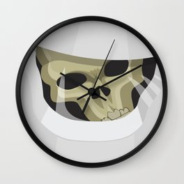 Impossible Astronaut - Doctor Who Wall Clock