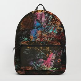 Stage at Night Backpack