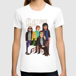 The Velvet Underground T-shirt