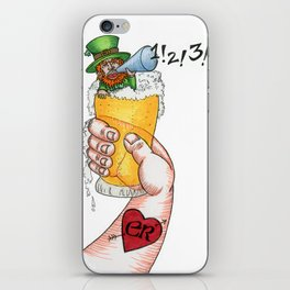 Sociable! The Second iPhone Skin