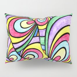 Adventures in transdimensional travel Pillow Sham