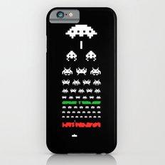 Eye Exam for Geeks iPhone 6s Slim Case