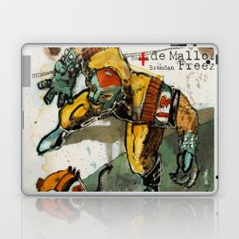 Strong MEX Laptop & iPad Skin