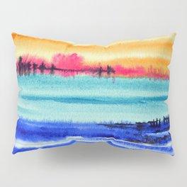 Sunset beauty Pillow Sham