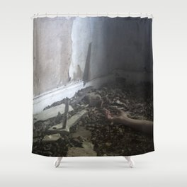 Did you see? Shower Curtain