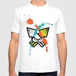 Splatoon - Turf Wars 4 T-shirt