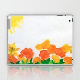 Watercolor Floral Series B Laptop & iPad Skin