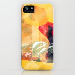 I am found iPhone Case