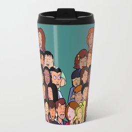 Daria Cast Travel Mug
