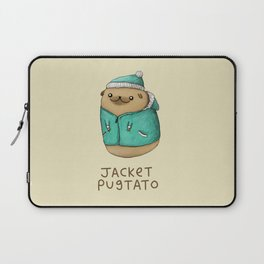 Jacket Pugtato Laptop Sleeve