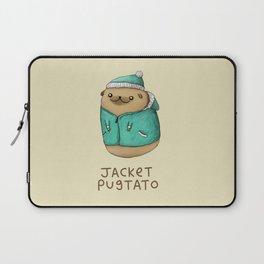 Jacket Pugtato Laptop Sleeve