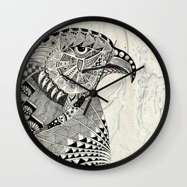The Magnificent Himalayan Golden Eagle Wall Clock