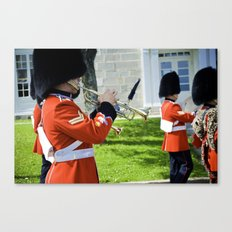 The Guard II Canvas Print