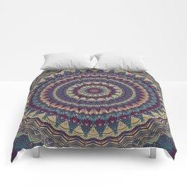 Mandala 413 Comforters