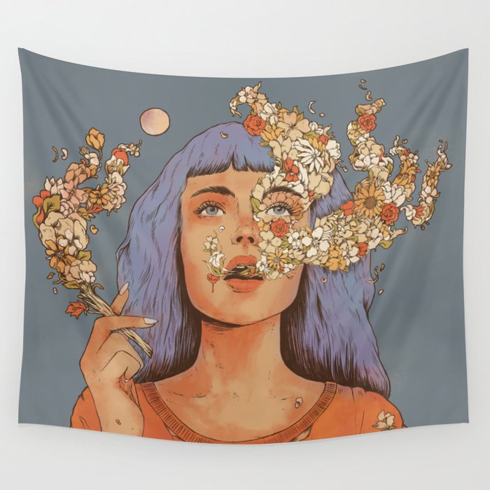 High On Life Wall Tapestry