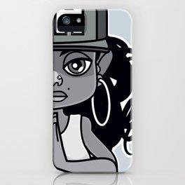 HABU HA iPhone Case