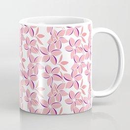 Pink Frangipani 1 Coffee Mug