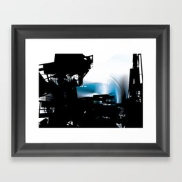 city dream Framed Art Print