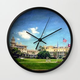 Jekyll Island Club Hotel Wall Clock