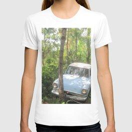 Ford Anglia the original Herbie T-shirt
