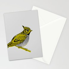 Crested Tit Stationery Cards
