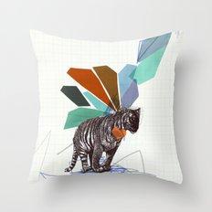 T I G E R Throw Pillow