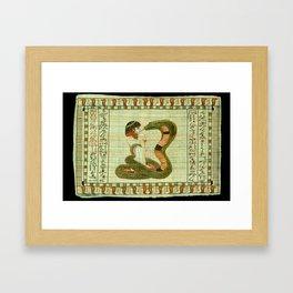 Cleopatra 10 Framed Art Print