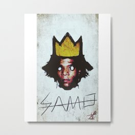 SaMo The GOD Metal Print