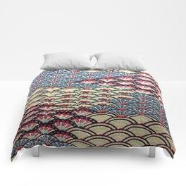 Shell pattern Comforters
