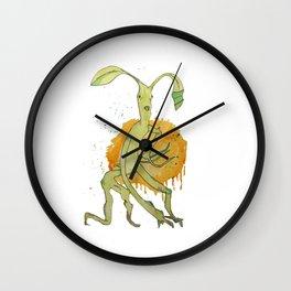 Bowtruckle Wall Clock